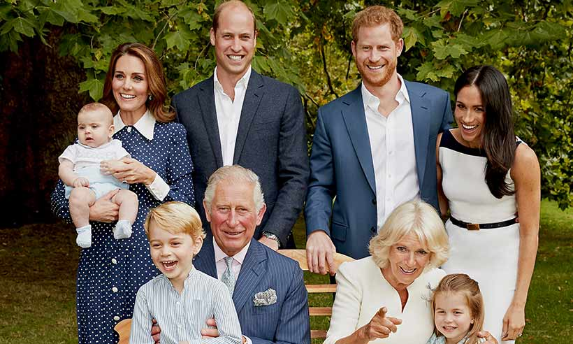 The £72 outfit that made Prince Louis look even cuter