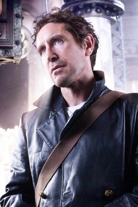 Happy Birthday to the wonderful Paul McGann! Wherever you are I hope you\re having a fab day! Xx
