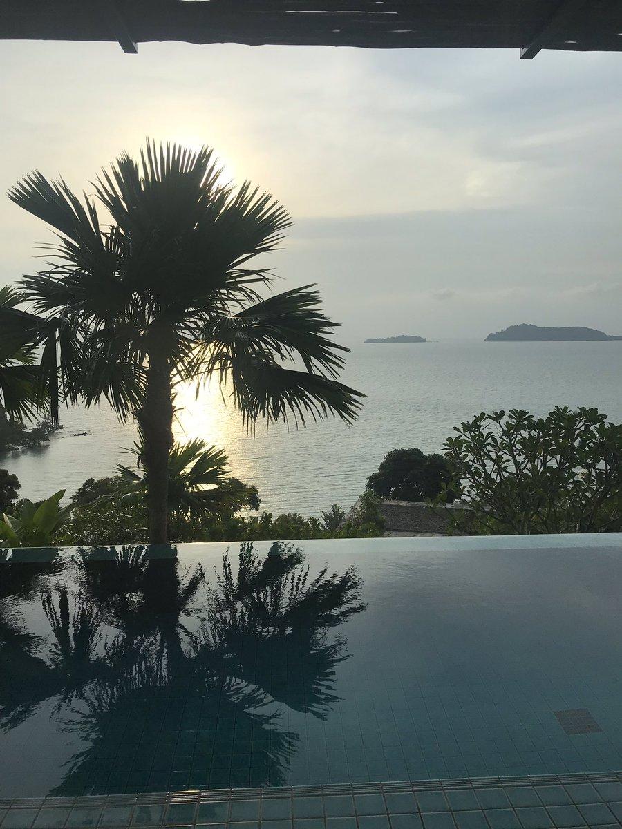 Morning #Thailand! GClmo2IDbg
