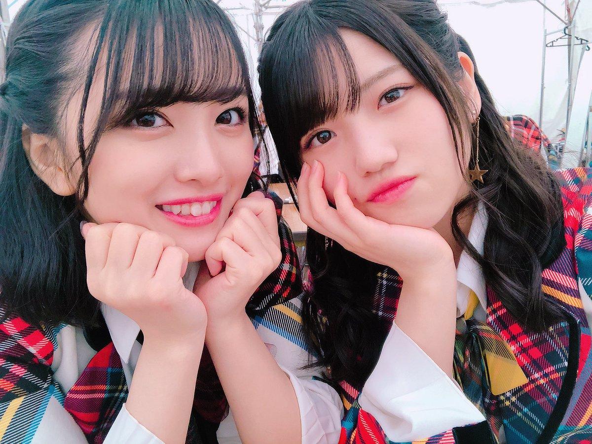 村山彩希と向井地美音どっちが好き?
