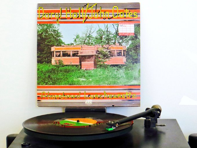Happy 45th birthday to the exquisite Abandoned Luncheonette LP by Daryl Hall & John Oates