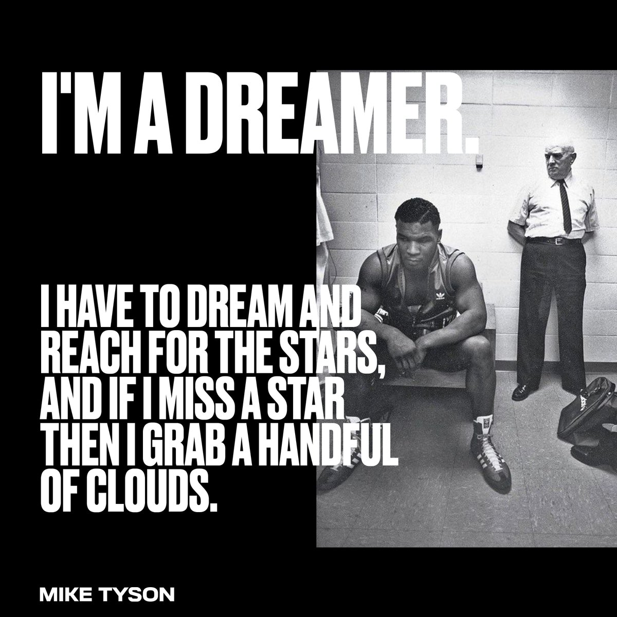 Dream Big or Go Home. #vintagetyson https://t.co/AItcEWmFRw