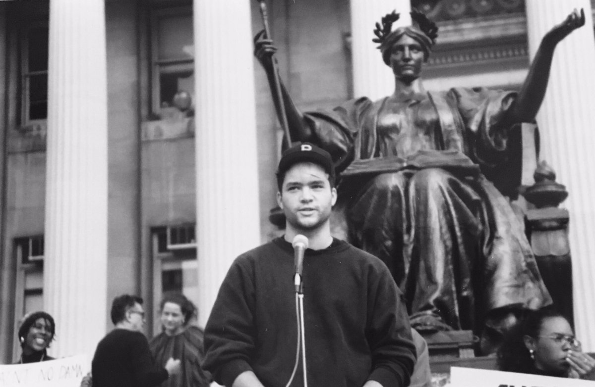 RT @BenJealous: Campus Organizing Days. https://t.co/n7gJEWaoNY