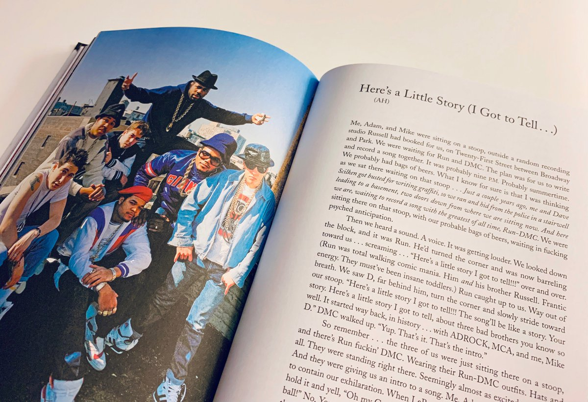 Together Forever- must have been one of the illest tours of all time. @beastieboysbook out now. https://t.co/kbGTwr23bl