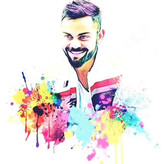 Advance happy birthday   my sweet hart Virat Kohli