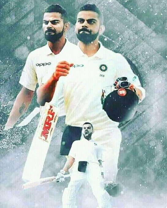 Happy birthday  VIRAT KOHLI..........