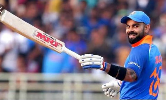 Happy birthday Virat Kohli the run machine..