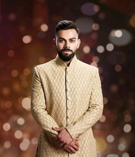 Wish you happy birthday Indian Capitan and run machine virat kohli