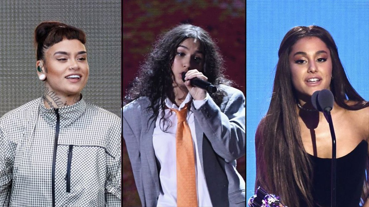 Alessia Cara Fans, Including Kehlani and Ariana Grande, Support Her EMA Look