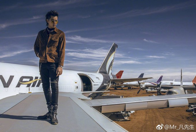 Happy birthday Kris Wu you are always the best. We are proud of you.