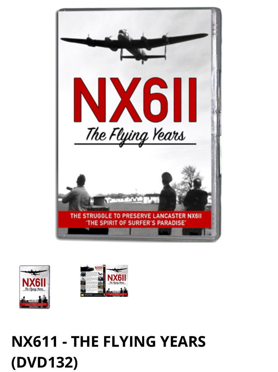 test Twitter Media - New DVD 'NX611 The Flying Years' Our latest film has had a review in the aviation magazine @FlyPastMag this is a must see! #JustJane @NX611JustJane @NX611_Pilot #lancaster #RAF100 it's a great Christmas Present and tells a wonderful story of the #Lancaster https://t.co/lgs6sQjcXK https://t.co/QeAtca1owe