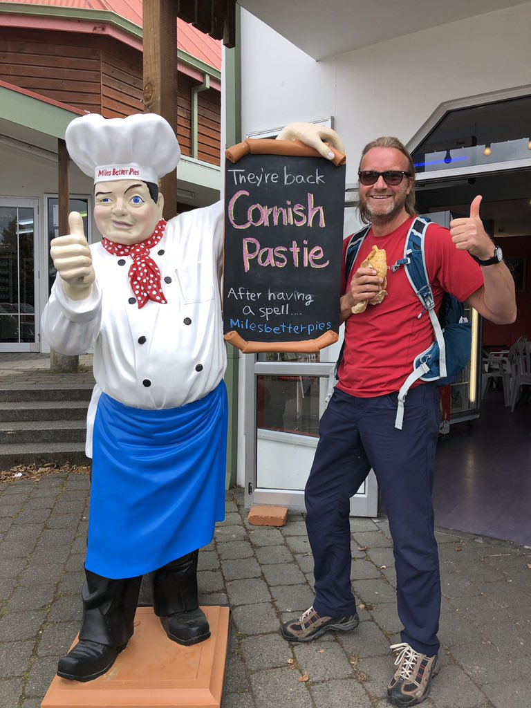 @ronk001 pie time in New Zealand