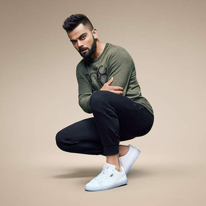 Happy birthday Captain... great Virat Kohli