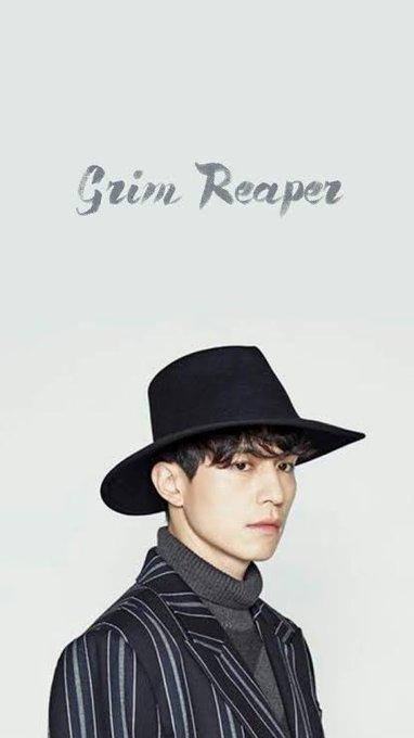 Happy Birthday Grim Reaper Leedong Lee Dong Wook