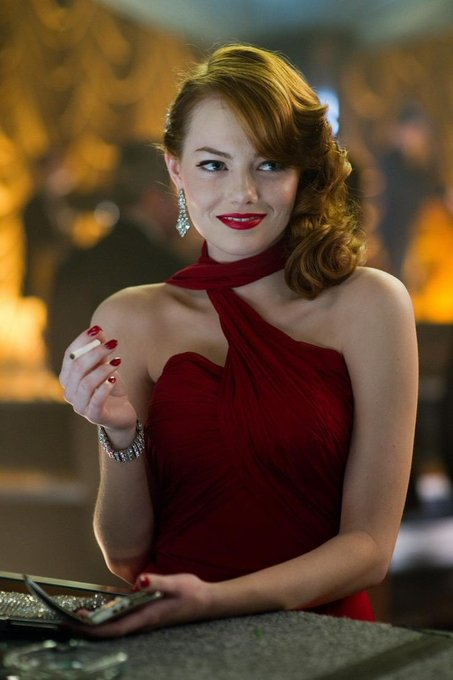Happy Birthday to Emma Stone  About: