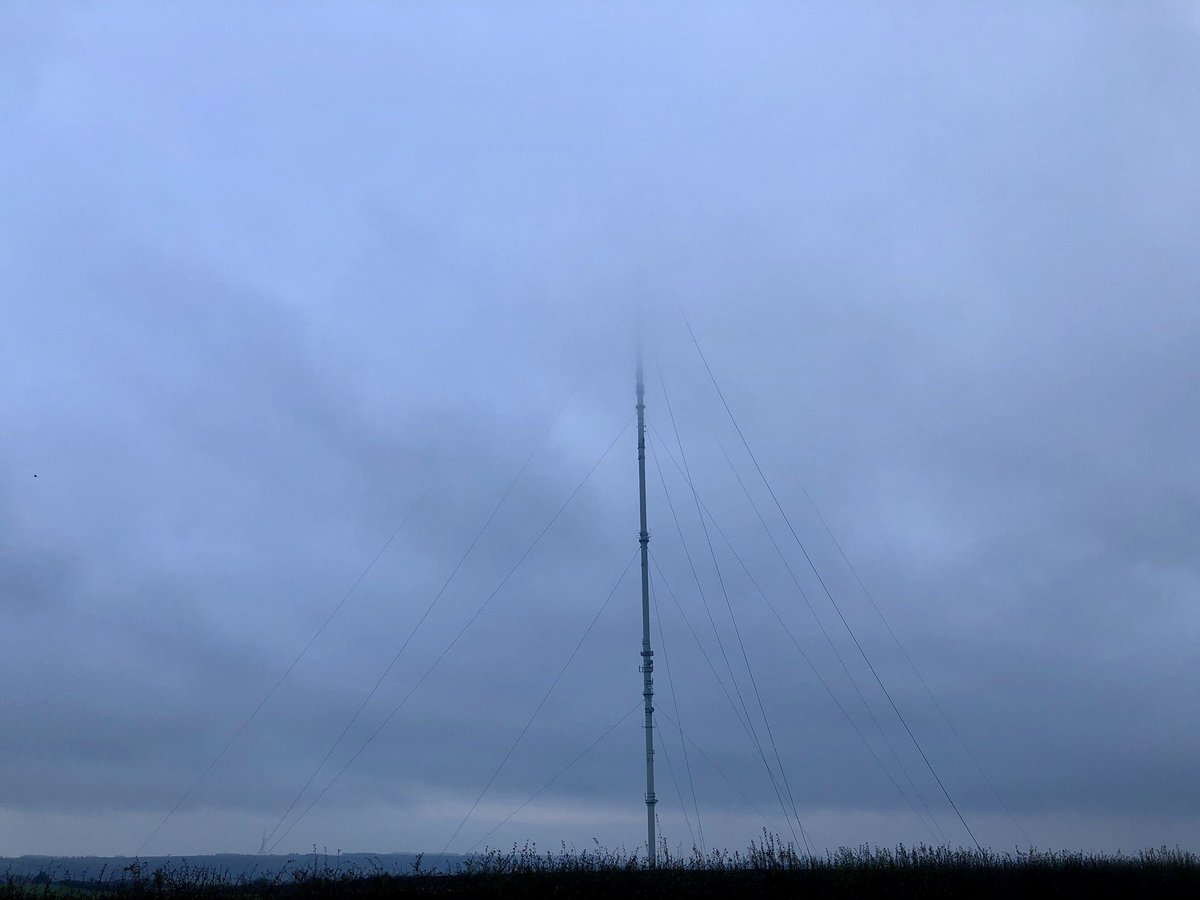 test Twitter Media - The Belmont transmitting mast is lost in low cloud today @JonMitchellITV #weather https://t.co/602lbIAyVw