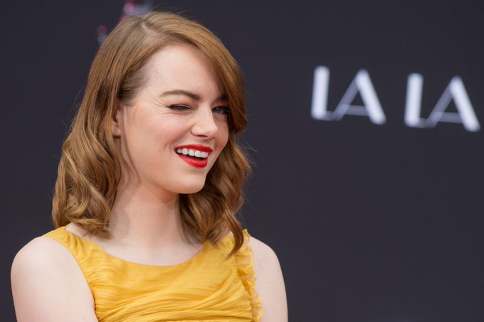 Thirty, flirty and THRIVING happy birthday Emma Stone   (via message