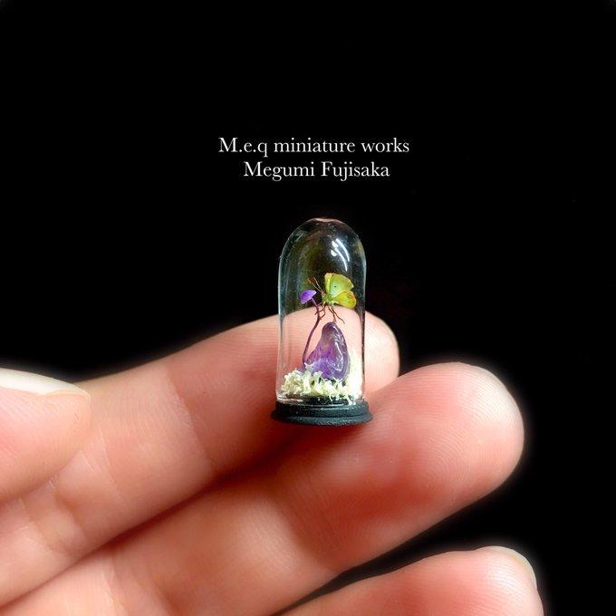 meq_miniatureさんのツイート画像