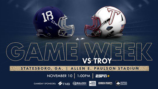 We Need #EagleNation in Full Force Saturday ... Biggest Game of the Year Because it's the Next One #GATA  #PowerOfPaulson (192-39) https://t.co/WRivNGocyo