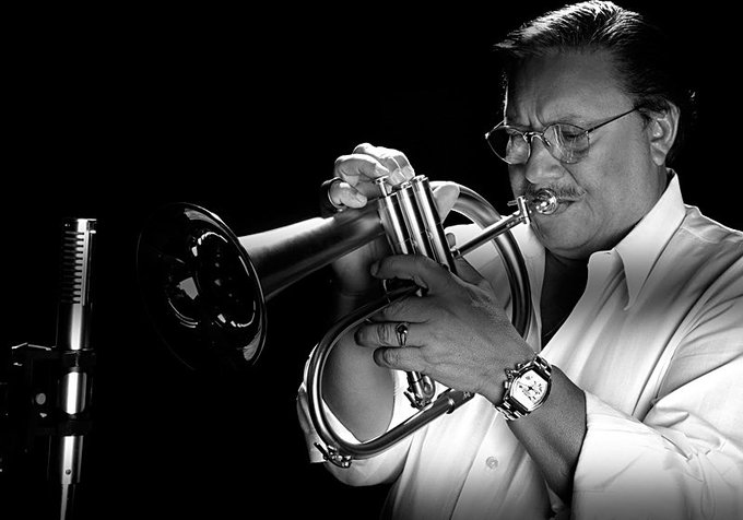 Happy birthday Arturo Sandoval...