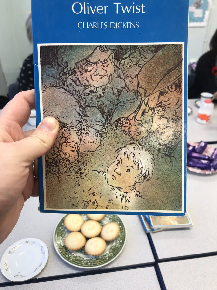test Twitter Media - Cake and Classics have decided on our next book: Oliver Twist. The next meeting will be on Tuesday 4th December. 📚 🧁 https://t.co/z097hI9Lrb