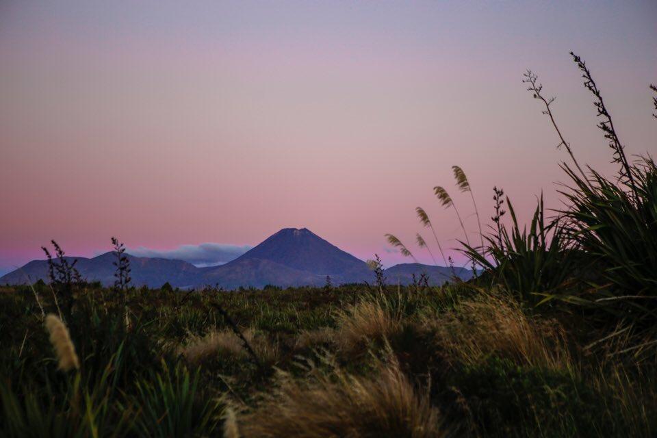 Aquí estaba en el 2014 🌋 Volcán Ruapehu, Nueva Zelanda. LH0xjttLU7