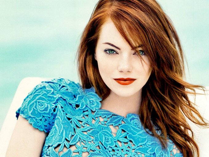 Happy birthday to Emma Stone!
