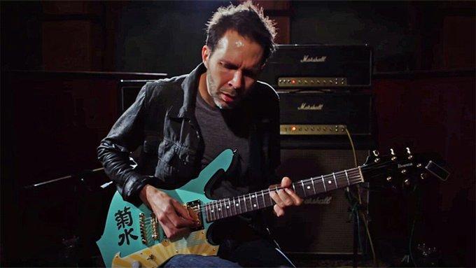 Happy Birthday Paul  Gilbert November 6th 1966, is an Americanhard rock/heavy metalguitarist.