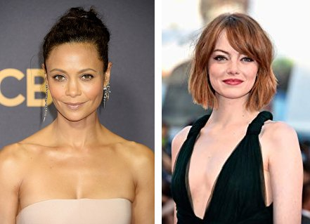 HAPPY BIRTHDAY  Thandie Newton and Emma Stone