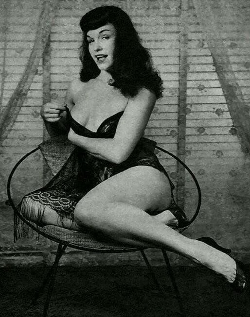 The Tease from Tennessee 💋💋💋  #BettiePage #pinupqueen #tennessee #nashville f0PCuMqJGh