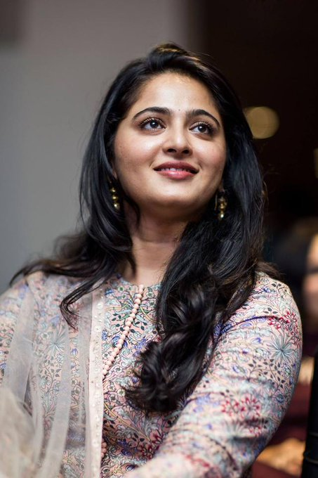 Wishing a very Happy birthday to Anushka Shetty garu!