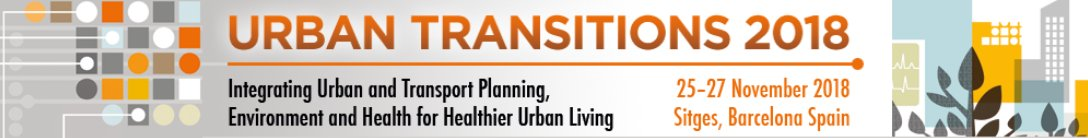 test Twitter Media - Urban Transitions 2018 aims to promote urban development by bringing together different disciplines: urban and #transport planning, architecture, environmental exposures ... @ElsevierConnect | 25 - 27 Nov 18 | https://t.co/pbJQwyPn39 https://t.co/IIeMk5Xnv3