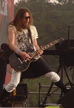 Happy 47th Birthday To Robin Finck - Nine Inch Nails, Guns N\ Roses And More.