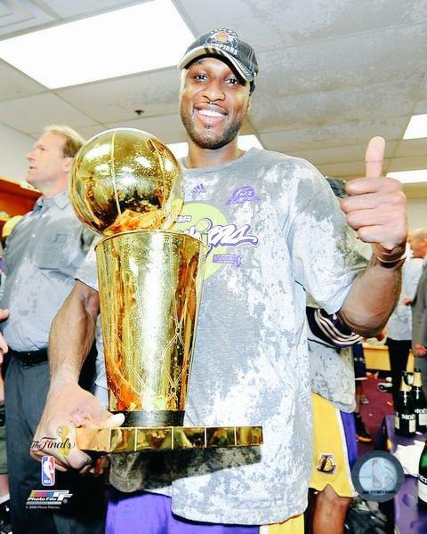 Happy Birthday Lamar Odom 2X NBA Champ, 2011 Sixth Man of the Year, Former LA Laker