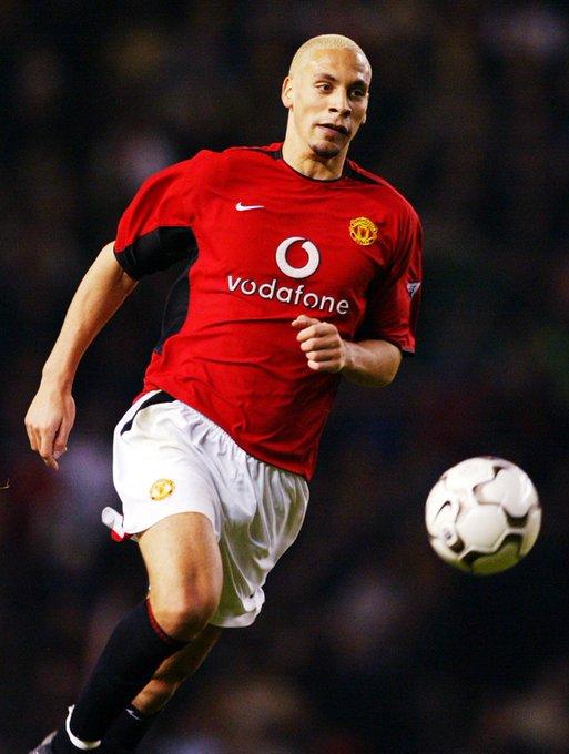 Happy birthday, Rio Ferdinand! Premier League 6 x Champions League 1 x League Cup 2 x 81 England caps