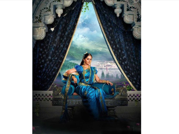 Happy birthday to our Iron Lady...Anushka Shetty