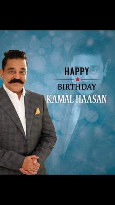 Happy birthday Dr.kamal haasan