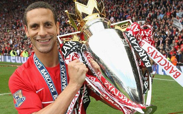 Premier League      Champions League League Cup  Happy birthday to Man Utd legend, Rio Ferdinand