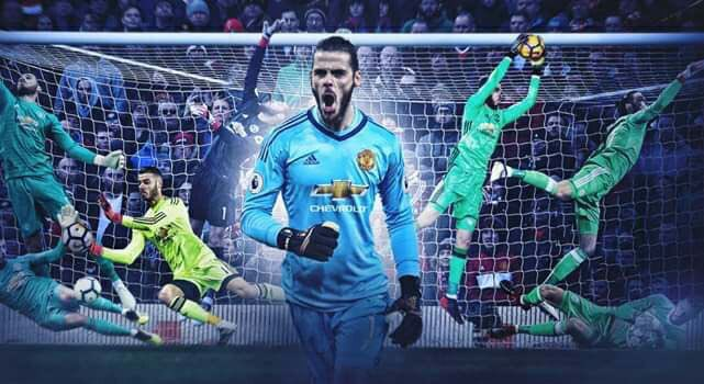 Happy Birthday David De Gea Manchester United s Player of the Year in:  2014 2015 2016 2018.