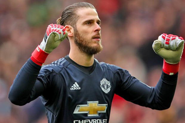 Happy Birthday David De Gea Manchester United s Player of the Year in: 2014 2015 2016 2018
