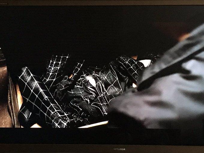 スパイダーマン3 ヴェノム
