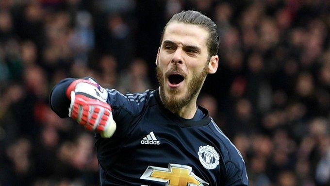 Happy birthday to David de Gea!  Best goalkeeper in the world?