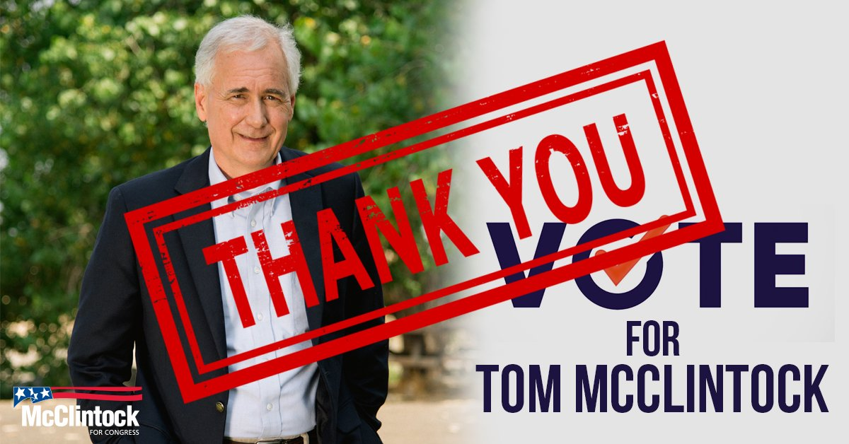 This victory couldn't have happened without you. Thank you!   #CA04 #FreedomWorks