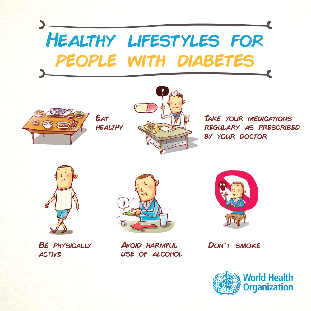 test Twitter Media - Do you or someone you know have #diabetes? People living with diabetes need a combination of medical treatment and a healthy lifestyle to manage their condition and prevent complications https://t.co/OhWTD2xKlB https://t.co/EPoahDFatQ
