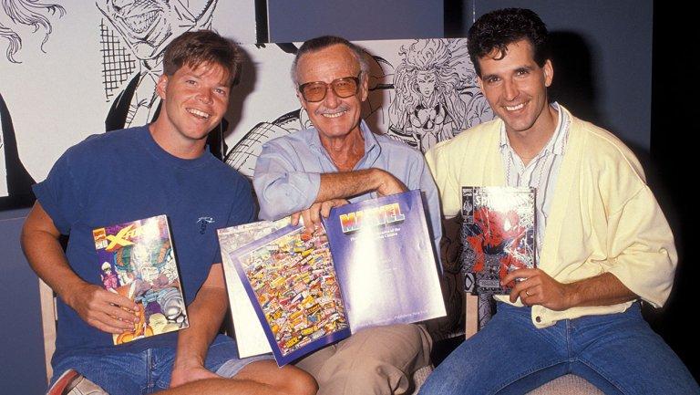 Jim Lee, @Todd_McFarlane, Rob Liefeld share favorite Stan Lee memories