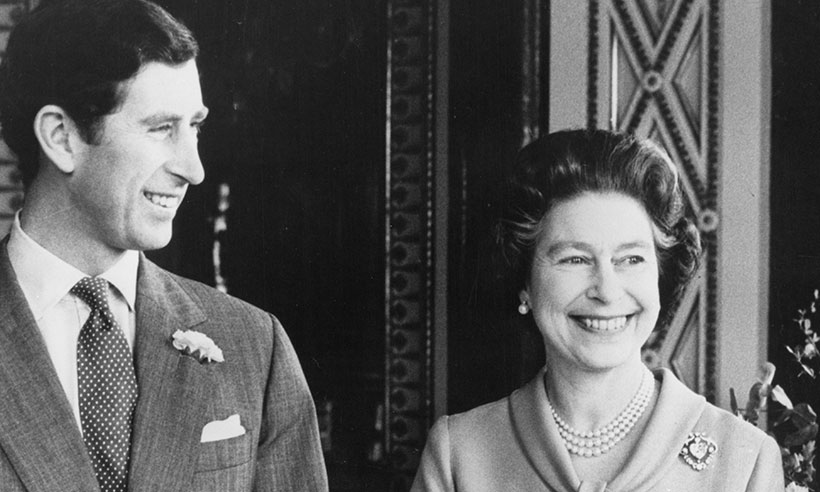 The Queen gives the most touching toast to Prince Charles on his 70th birthday: