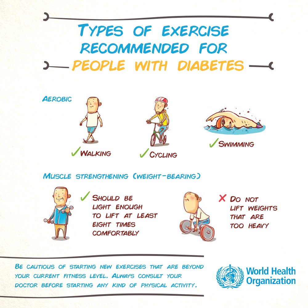 test Twitter Media - Exercise helps people with #diabetes:   🔹Maintain a healthy body weight 🔹Reduce blood pressure & cholesterol levels 🔹Control blood sugar levels 🔹Prevent complications 🔹Improve quality of life & relieve stress   Learn more: https://t.co/UvghP6v61w https://t.co/eQGDewcMiT