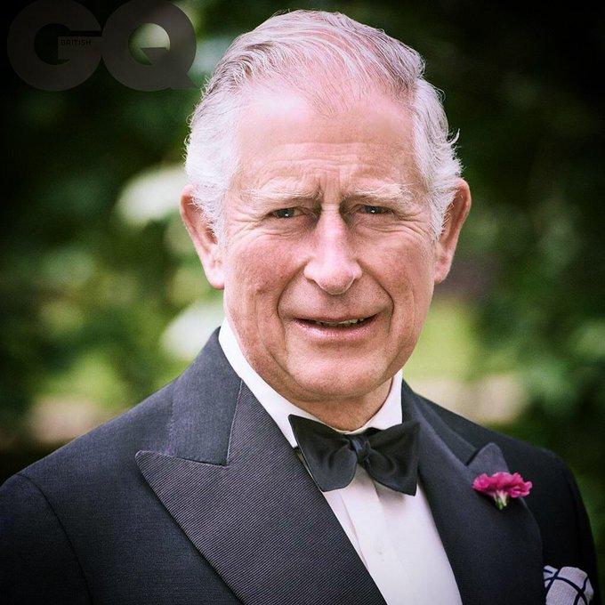 Happy Birthday Prince Charles HRH