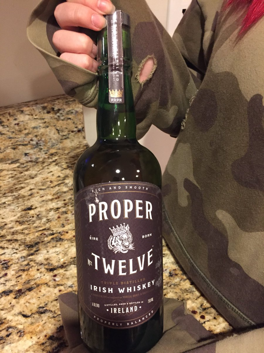 RT @allicat2727: Last bottle in my local store! Thank you @TheNotoriousMMA Sláinte! https://t.co/9TXjLshGGA