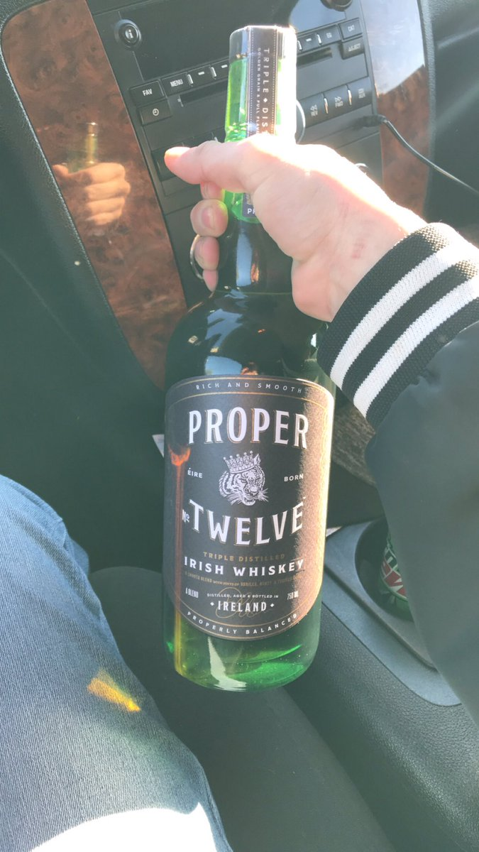 RT @PhantomEW_: About to celebrate my 21st birthday the proper way! @ProperWhiskey @TheNotoriousMMA #ProperTwelve https://t.co/S0tc3g1FSJ
